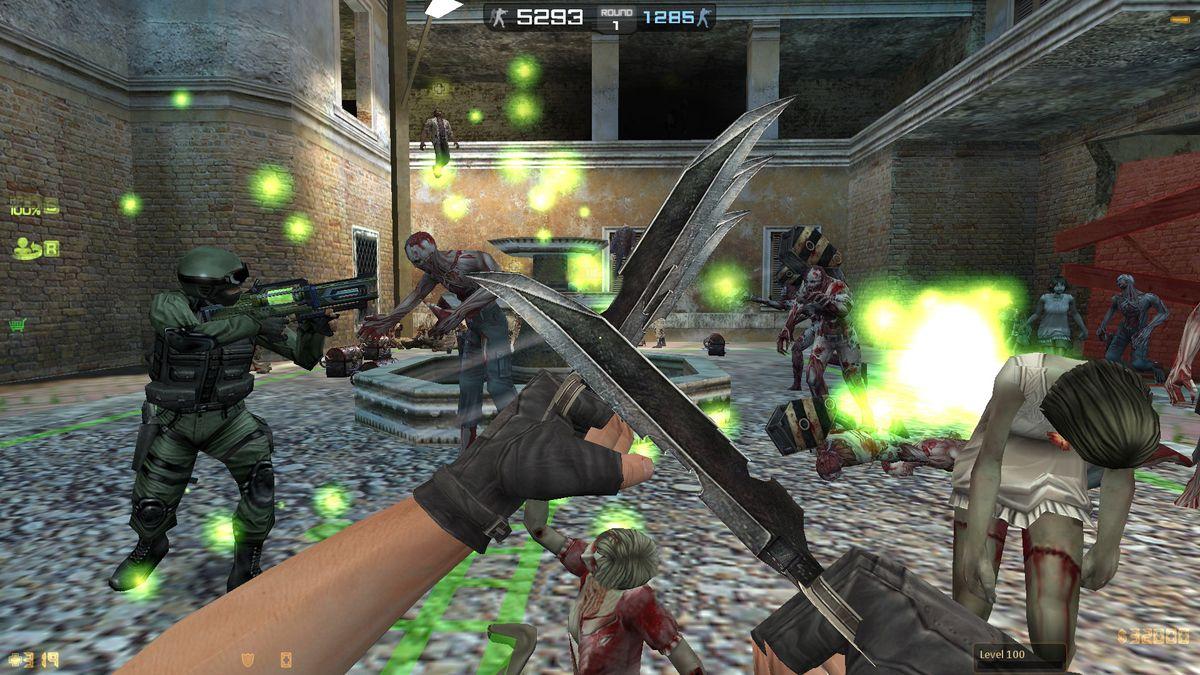 Counter Strike Nexon Zombies Ambles Onto Steam Today Pc Gamer