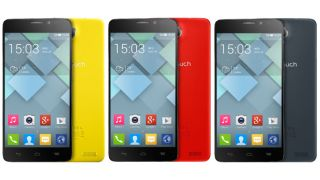 Alcatel One Touch Idol X arrives with big power and zero bezel