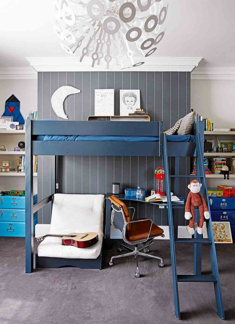 32 Sharing Bedroom Ideas Fun And Clever Ideas For Kids Rooms To Share Livingetc