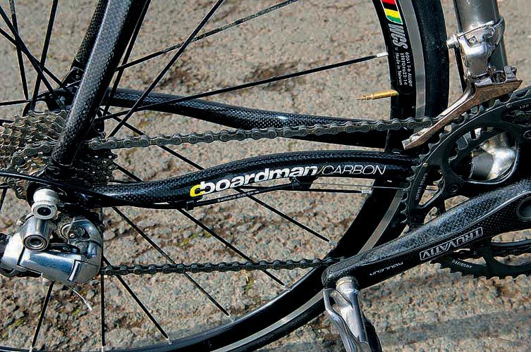 Tom Southam's Boardman bike