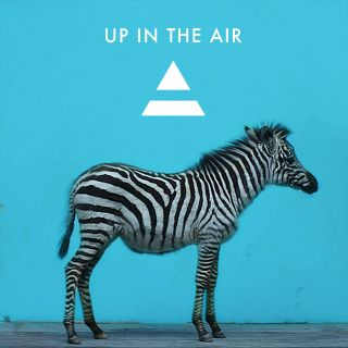 Thirty Seconds to Mars launching Up in the Air album into space.