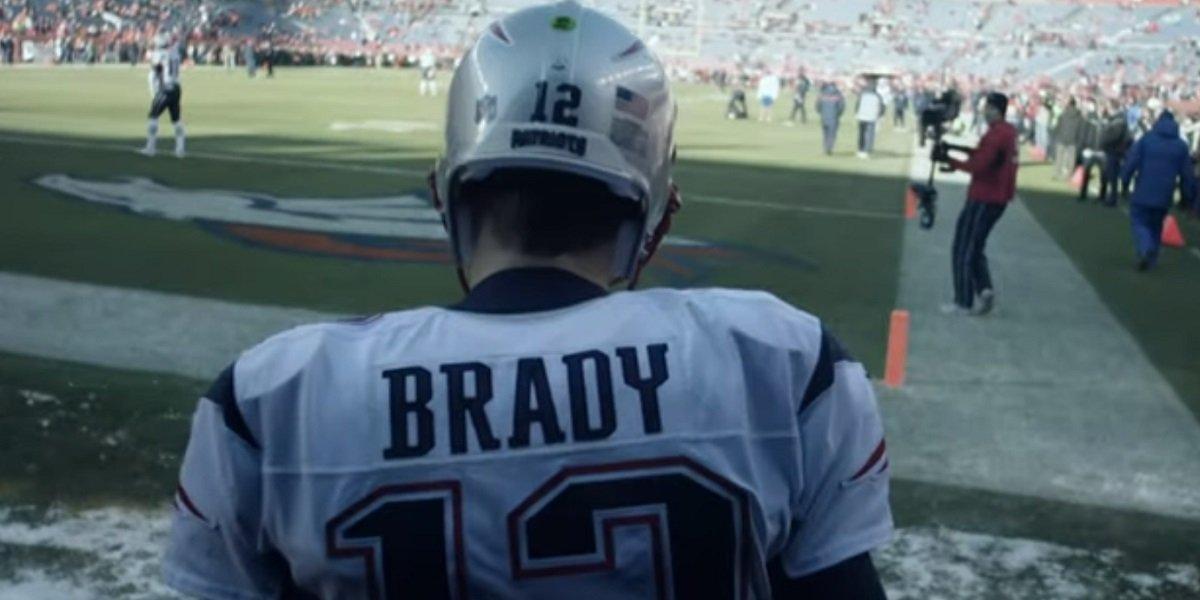 Tom Brady Man In The Arena ESPN
