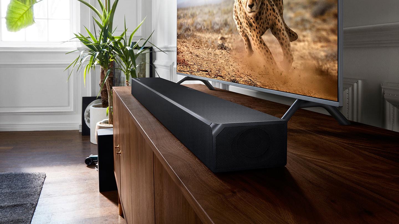 Review Samsung Techradar Soundbar Hw-n850