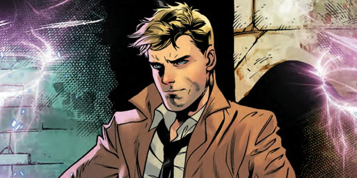 Occult detective and magician John Constantine