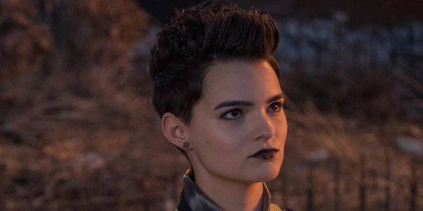 Negasonic in Deadpool 2