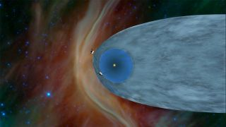 Voyager 1 Probe Captures 1st-Ever Sounds of Interstellar Space