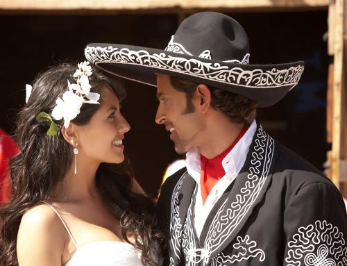 Kites - Barbara Mori & Hrithik Roshan star in this epic Indian romance