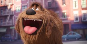 Why Secret Life Of Pets' Eric Stonestreet Is Excited For The Movie's Universal Studios Attraction