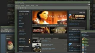 Steam gaming arrives on Linux
