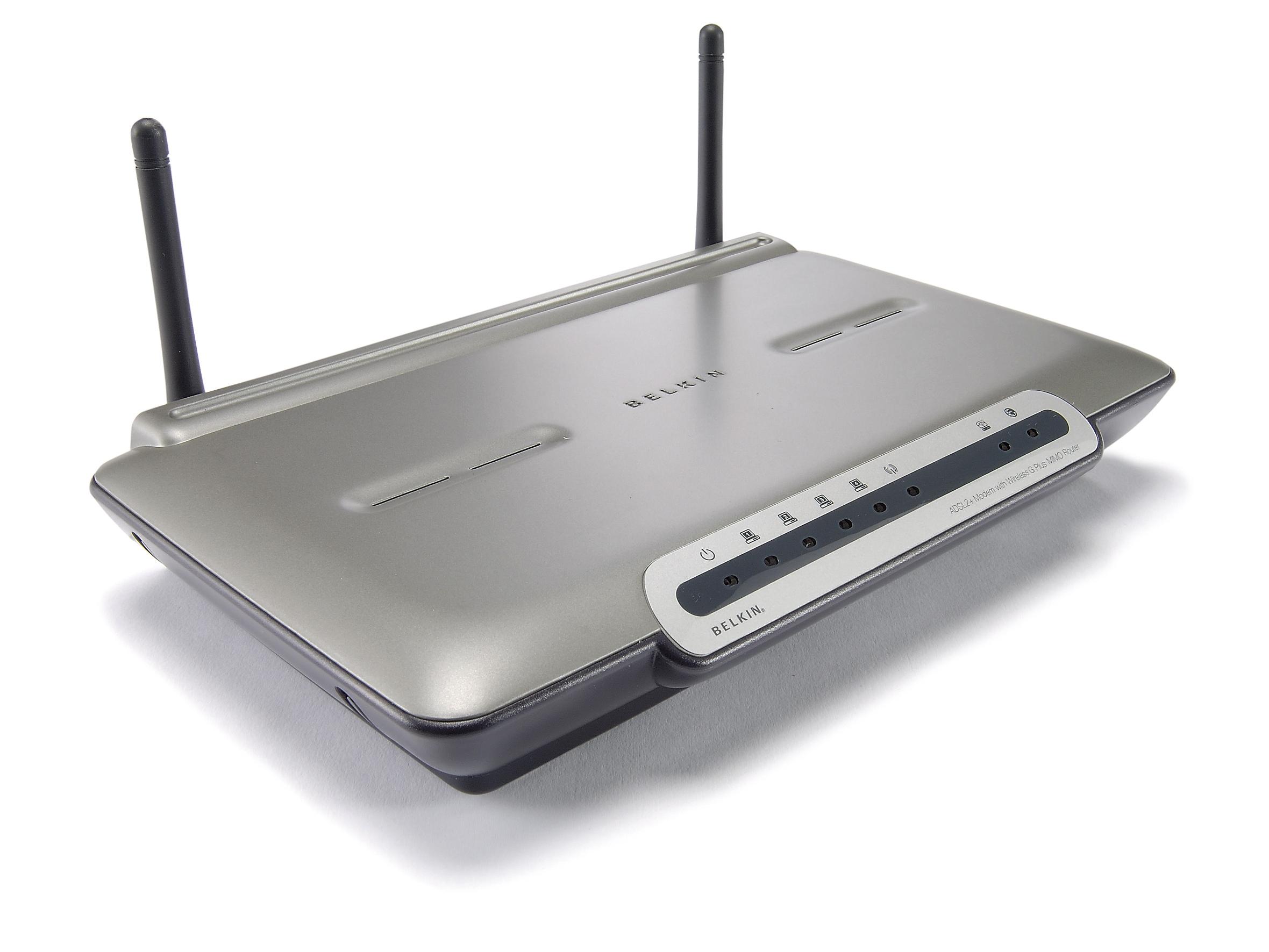 Belkin Wireless G Plus MIMO Router