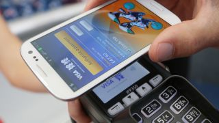 TechRadar tests the Visa Olympic Samsung Galaxy S3