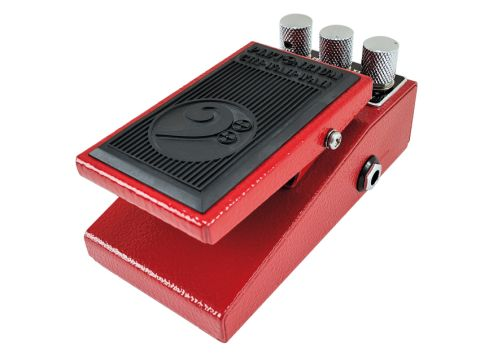 A dangerously funky little unit: the Chi-Wah-Wah Bass pedal