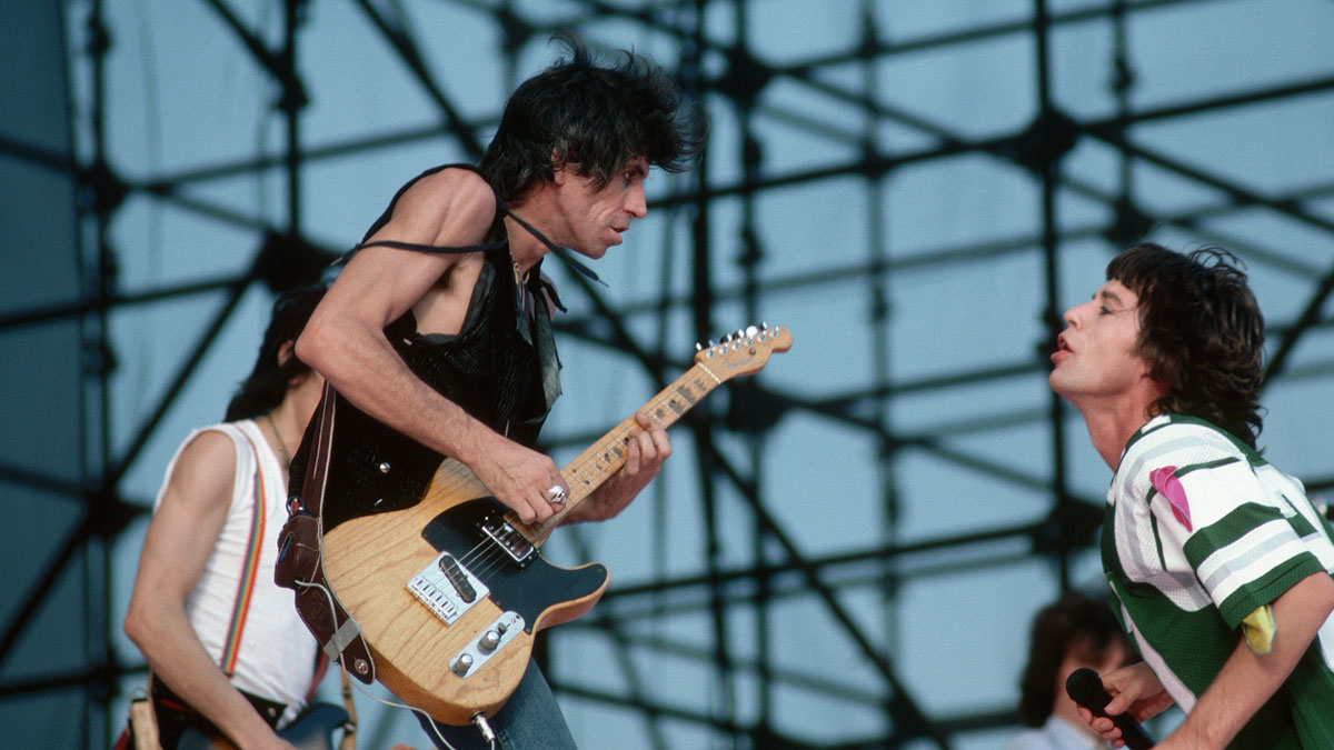 Keith Richards Style Open G Tuning Lesson Musicradar
