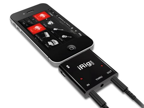 The iRig MIDI will work with any MIDI-compatible app.