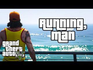 Running, Man