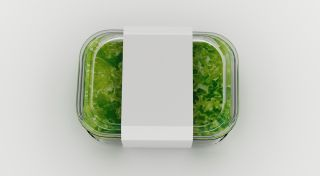 salad, salad container, packaged salad
