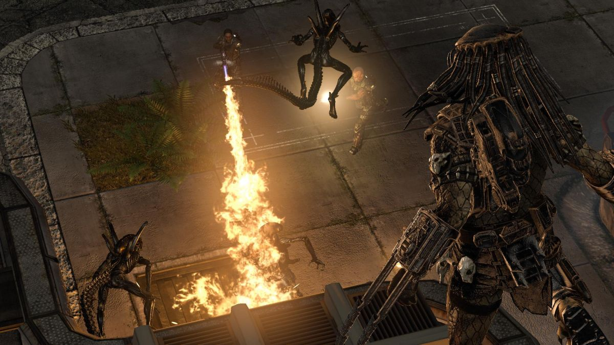 Aliens vs Predator –