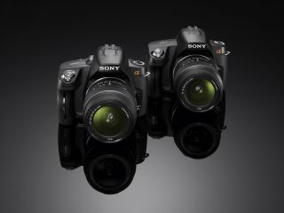 Sony's latest DSLRs are pitched to the entry-level consumer