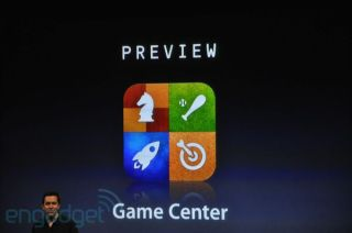 The iPhone Game Center