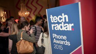 TechRadar Phone Awards 2015