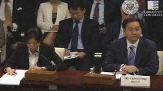 Charles Ding of Huawei testifies