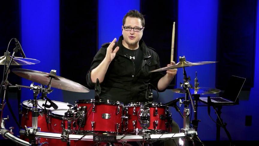 AC/DC Phil Rudd rock drumming video lesson