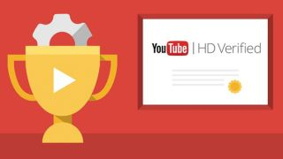YouTube Google Video Quality Report verified HD