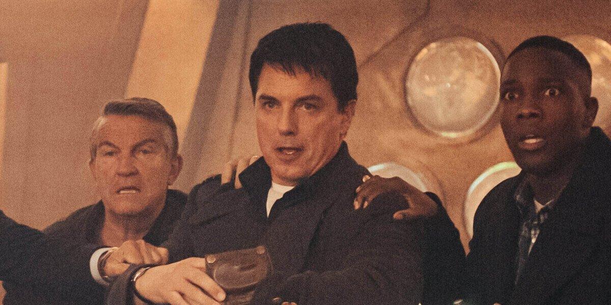 Captain Jack Doctor Who BBC America