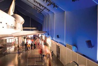Space-Age Sound at the Intrepid Sea, Air & Space Museum