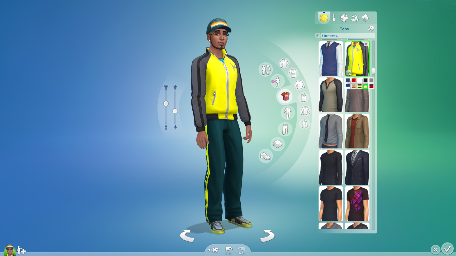 Screenshot from The SIms 4