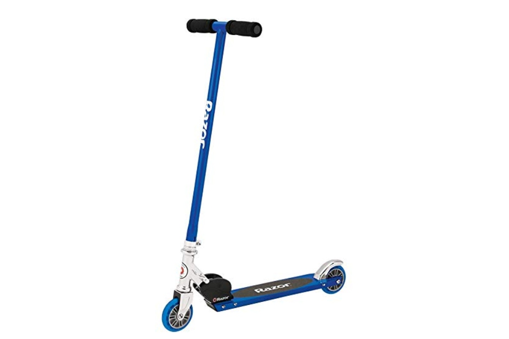 3 Wheel Scooter Suitable for 7 to 15 Years Old Foldable Kids Adult Push Kick UK