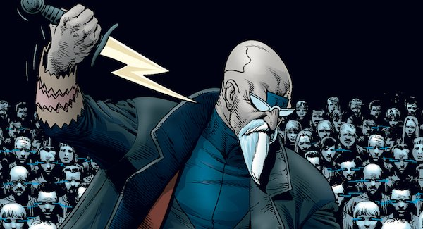 the flash cicada comic