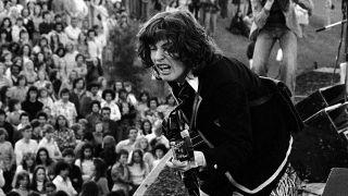 Angus Young 1975