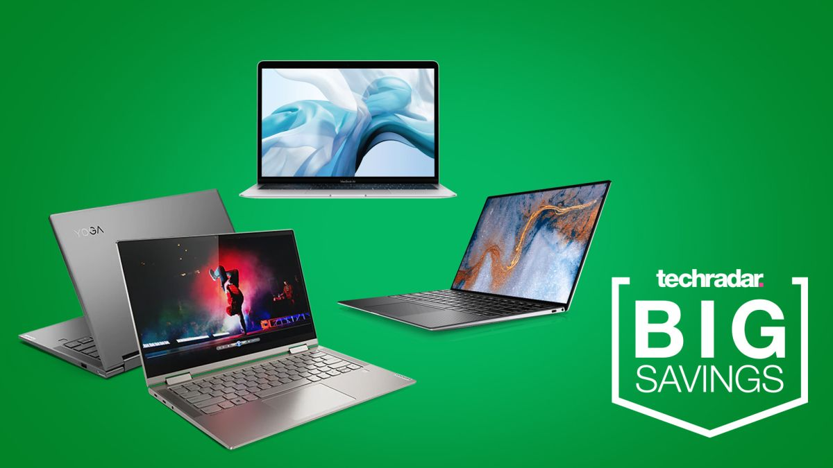 4th of July sales: laptop deals from Dell, Lenovo, HP and more available now - TechRadar