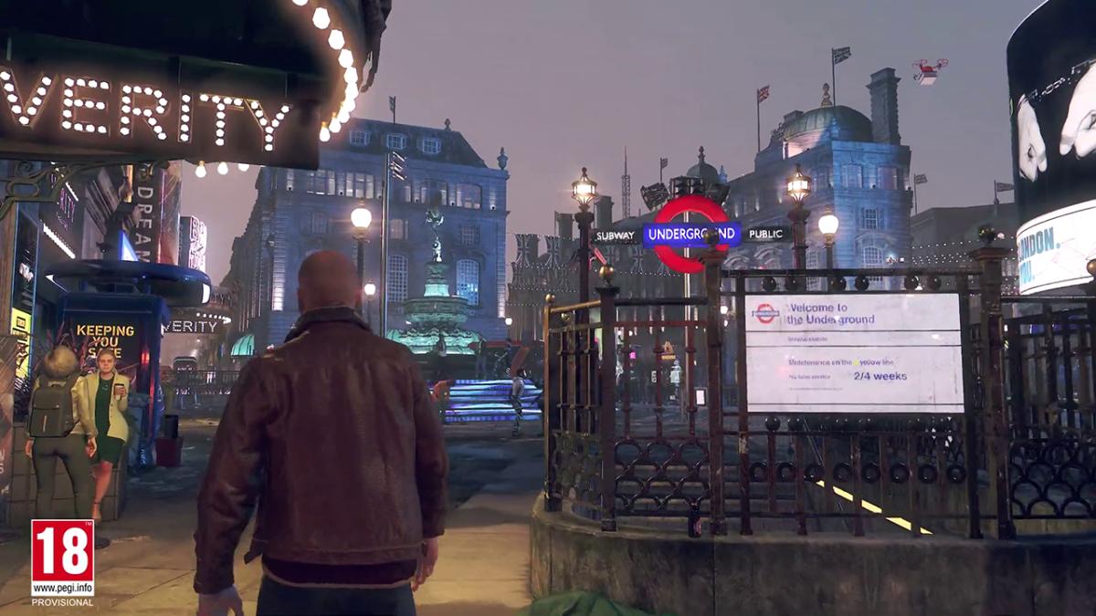 How accurate is Watch Dogs Legion's London? We break down