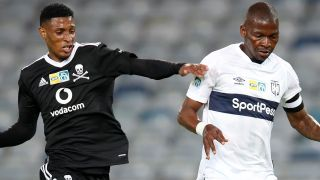 Vincent Pule and Thamsanqa Mkhize