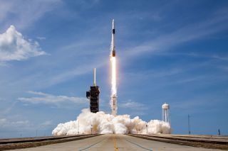 SpaceX will launch the Anasis 2 satellite for South Korea using the same Falcon 9 rocket that launched the Crew Dragon Demo-2 mission to the International Space Station on May 30, 2020.