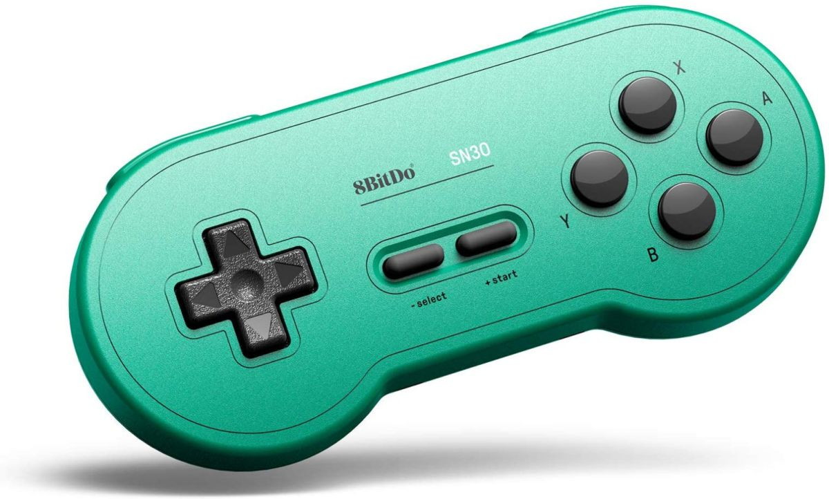 8BitDo SN30 Review: Skip Nintendo's NES Pad and Buy This