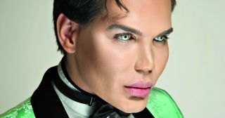 'I was born in the wrong body,' says Brazilian-born Rodrigo, 32, explaining in a recent interview what made him spend over £300,000 on cosmetic surgery.