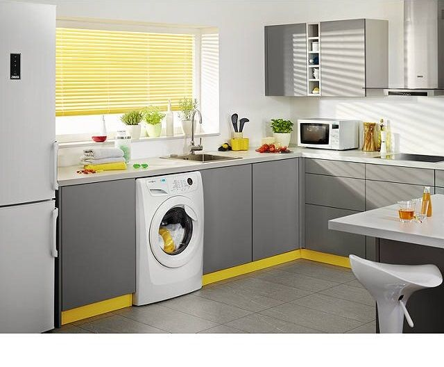 Zanussi washing machine deal