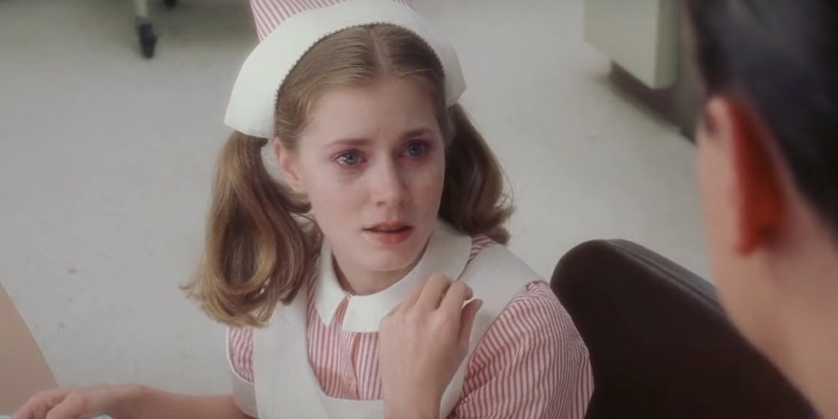 Amy Adams in Catch Me If You Can