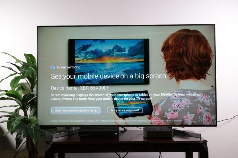 Sony Bravia Android Tv Settings Guide, How To Setup Screen Mirroring On Sony Smart Tv