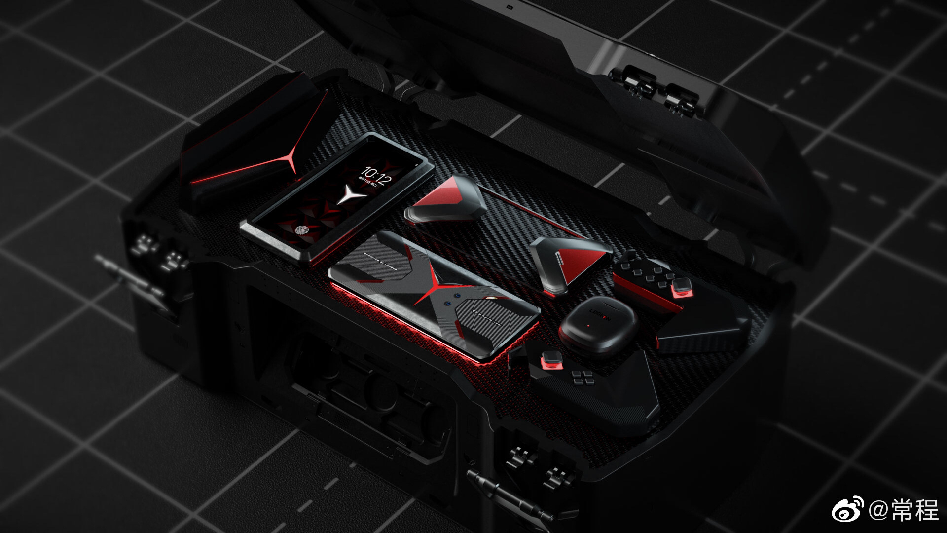 Lenovo Legion gaming phone might be powered by the Snapdragon 865 Plus thumbnail