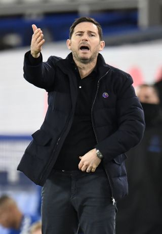 Everton v Chelsea – Premier League – Goodison Park