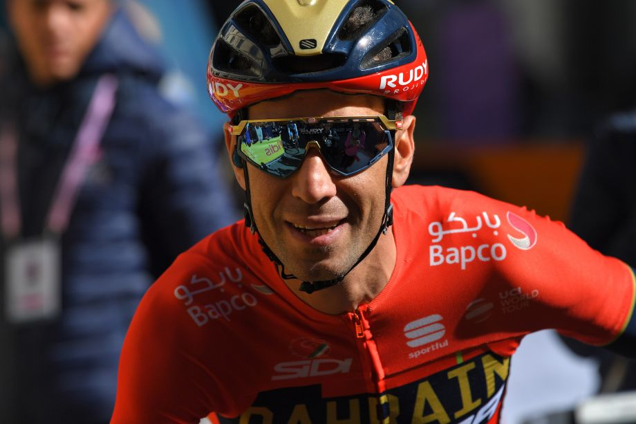 'Chris Froome will be competitive but I feel confident': Nibali targets Tour of the Alps as he prepares for the Giro