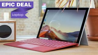 Cyber Monday tablet deal: Microsoft Surface Pro 7