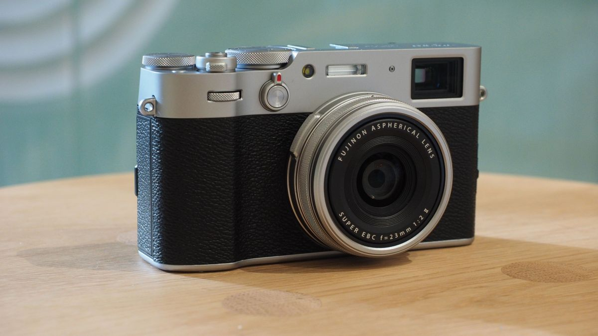 Fujifilm X100V review | Digital Camera World