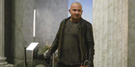 Legends Of Tomorrow's Dominic Purcell Reveals He's Leaving The Show With Humble Message
