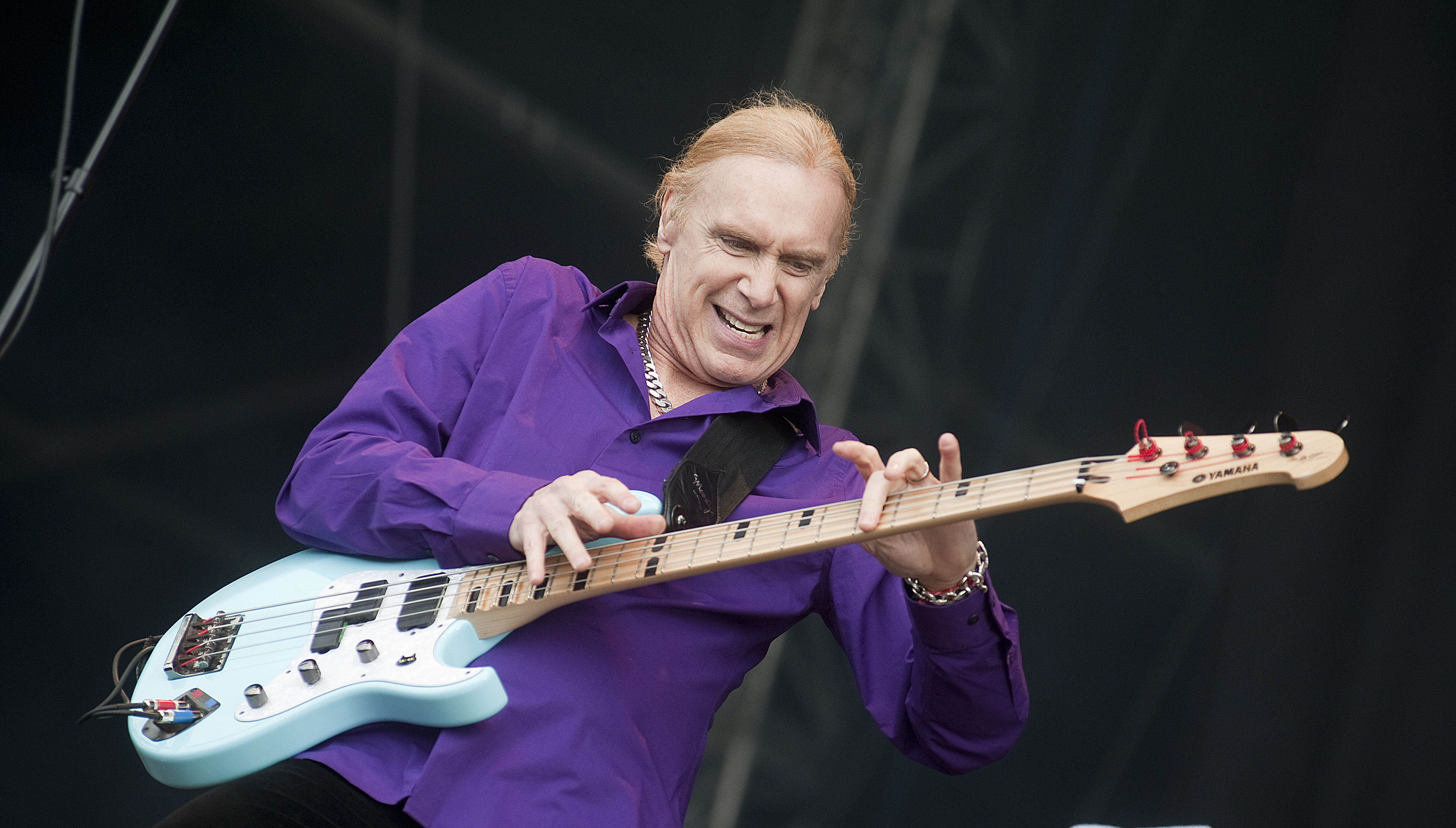 Billy Sheehan I Was Offered The Van Halen Position As Bassist Three Times Musicradar