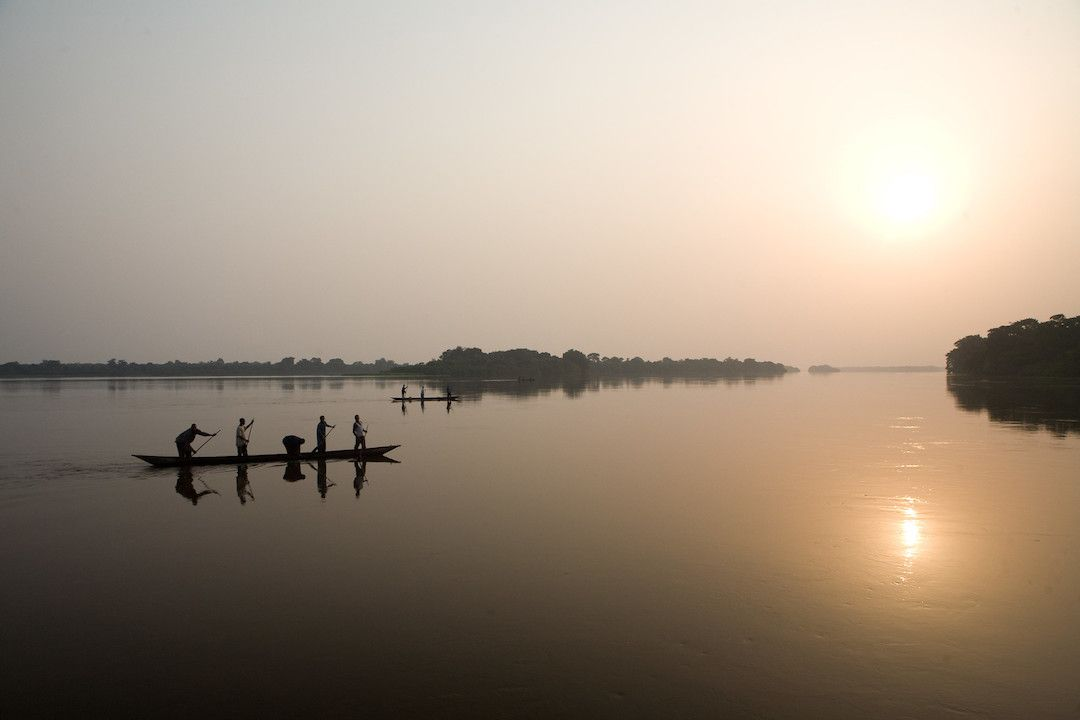 The Congo River Basin: Home of the deepest river in the world